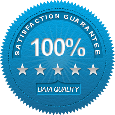 guaranteed quality best mailing lists